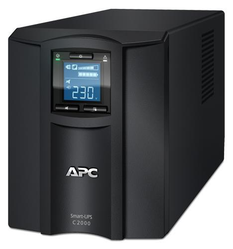 ИБП SMART 2000VA LCD SMC2000I-RS APC