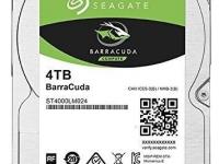 "Жесткий диск SEAGATE Barracuda ST4000LM024, 4ТБ, HDD, SATA III, 2.5"""
