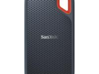 SSD жесткий диск USB3.1 1TB EXT. SDSSDE60-1T00-R25 SANDISK