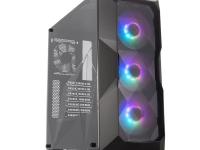 Корпус MIDITOWER ATX W/O PSU MCB-D500D-KGNN COOLER MASTER