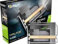 Видеокарта PCIE16 GTX1650 4GB GDDR5 PA-GTX1650 KALMX 4G PALIT